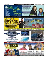 The Society Page en Espanol - A&M MULTI SERVICES / DIAZ AUTO GLASS / LA MODA