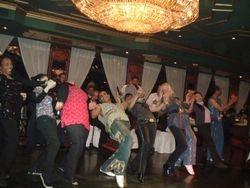 Dancing at Nile Maxime