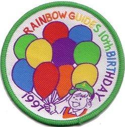 Rainbow 10th Birthday 1997