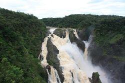 Waterfall at Kuranda near Cairns