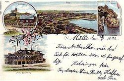 Hotell Kullaberg 1899