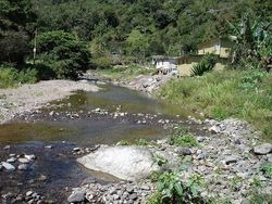 Rio Prieto sector  El 30