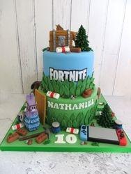 Nathaniel's 10th Birthday Cake