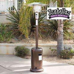 Hammer Bronze Outdoor Standing Patio Heater