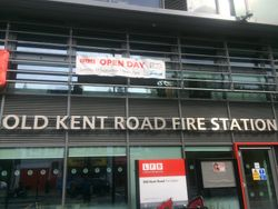 LFB Open Day - Old Kent Road