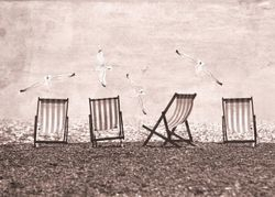 Beach Chairs - Vintage