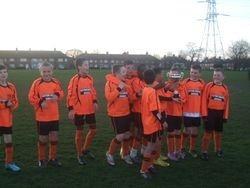 Angels Intermediate League Winners