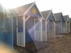 My favourite Beach Hut