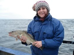 fishing in Ireland galway cod