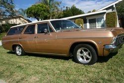 56. 65 Belair  wagon.