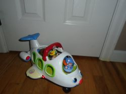 Fisher Price Little People Lil' Movers Airplane - $12