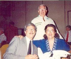The banquet at Hazleton meet 1991