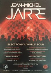Electronica UK Tour Flyer 2016