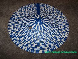 PLE Lower Saucer Aztec Pattern - 2