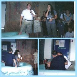 My Water Baptism! 2004
