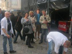 Gentse feesten  Backstage