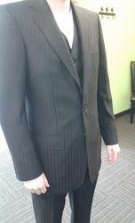 3 Piece Men Suit