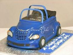 pt Cruiser Car cake