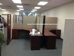 used cubicle assembly service in fort washington MD