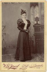 W. H. Jewel, photographer, Christiansburg, VA