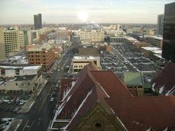 View From the Hyatt(15th Floor)