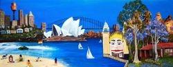 """Sydneyscape"""