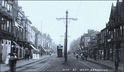 West Bromwich Tram.