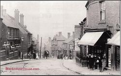 Cradley, Worcestershire.
