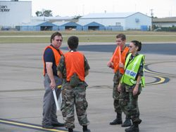 Flight Line Duties
