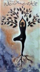 Namaste - verschenkt