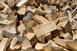 Split Hardwoods - Firewood Ozaukee County