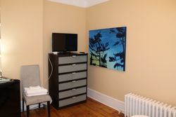 Dresser and Painting