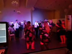 Groom/Bride and Guests Dancing