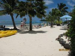 Muri Beach Club Hotel Plage et sports nautiques