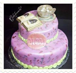 prayer and tea cake