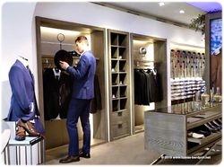Tomas Berdych as a model