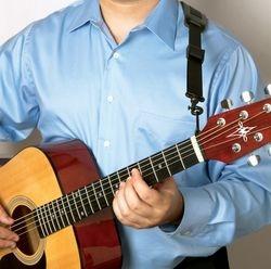 Fast Eddie Acoustic Guitar Strap