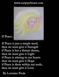 If Peace by Lorraine Poole