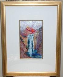 """""""Free Fall"""" by Dominique Boisjoli- $1,800 - $2,000"""