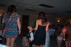 Young kids enjoying the dancing also