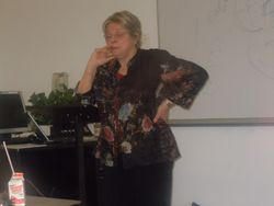 Mary Jo Lang speaking about how to impliment neuropsychological principles within the school setting
