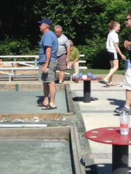 Conshohocken Bocce Court