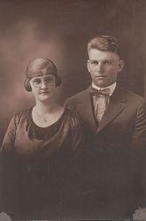 Almeda (Gill) and David McCall