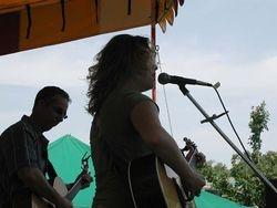 Tumbleweed Festival, Garden City KS, 2003