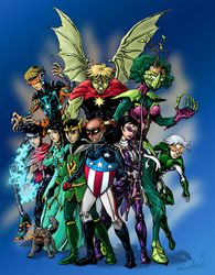 New Young Avengers