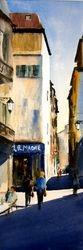 Back Street, Provence.