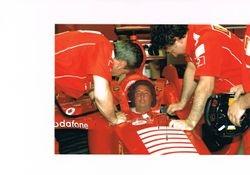 Daniel Bonatti in Ferrari