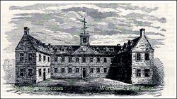 Workhouse. c 1840s
