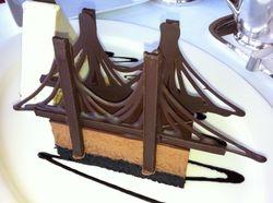 Brooklyn Bridge in Chocolate