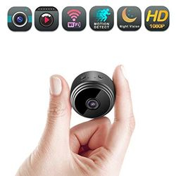 Wifi Mini Spy Cam(Magnetic)